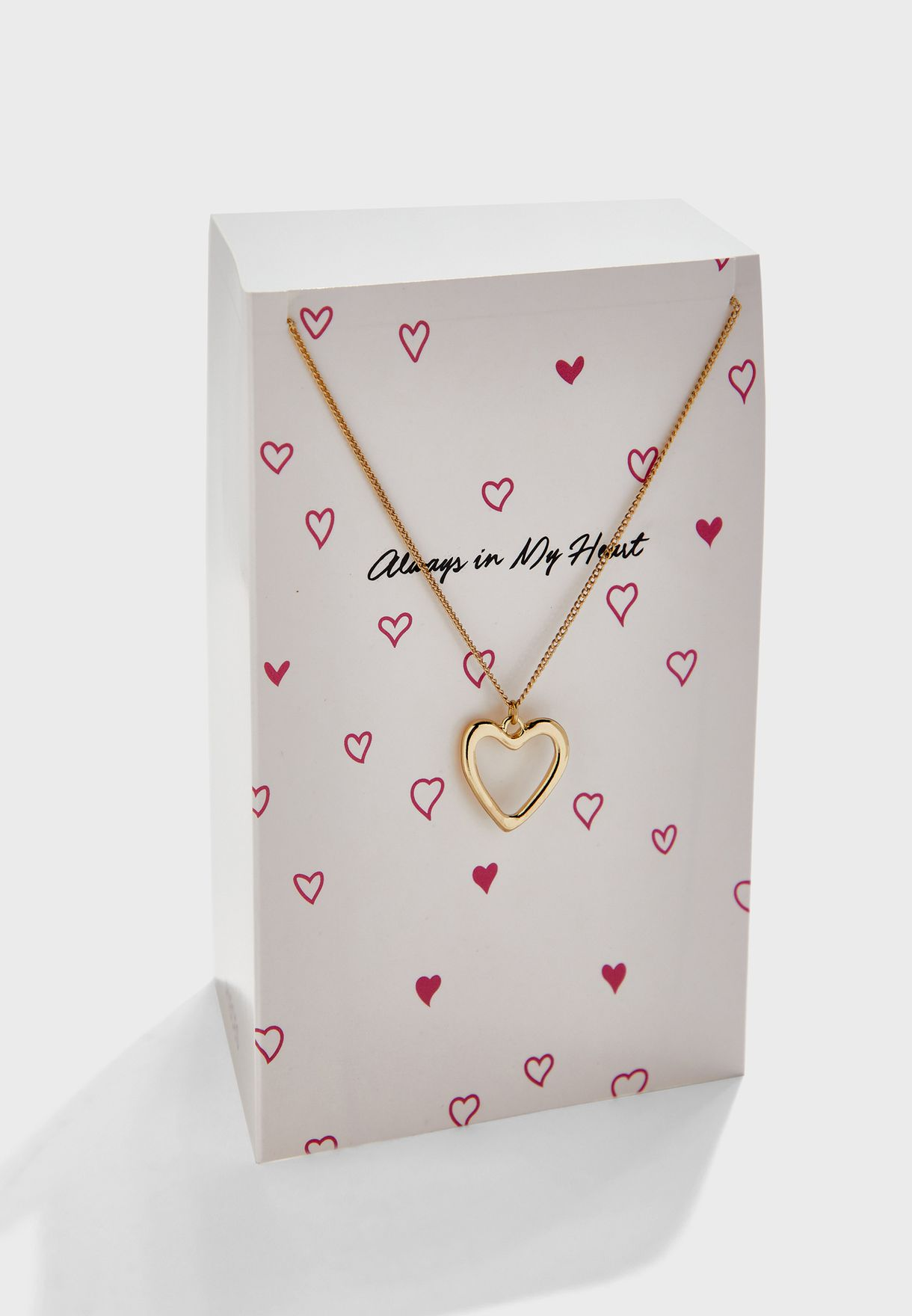 Nuna Gift Card Necklace Box