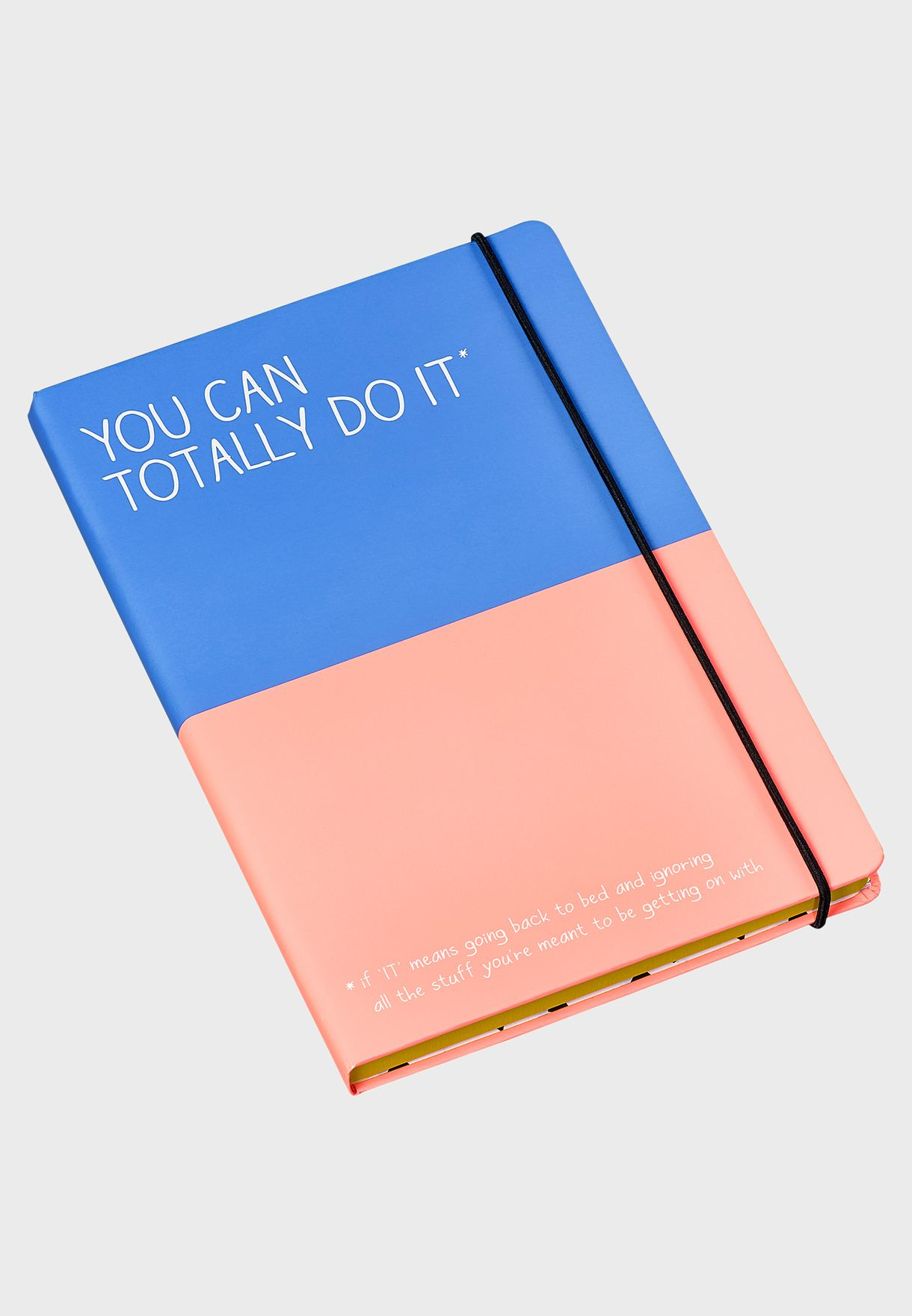 A5 You Can Totally Do It Notebook