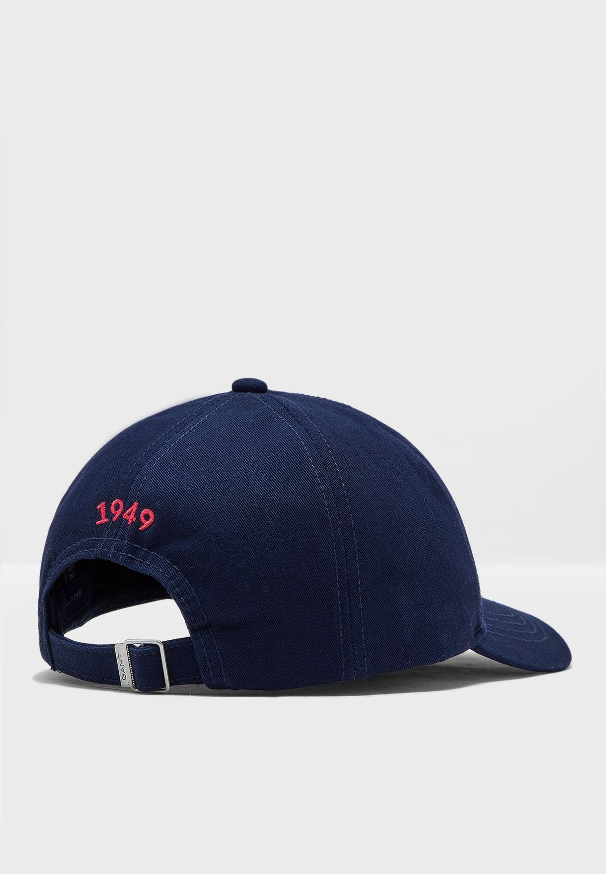 Gant Womens Contrast Twill Cap Baseball