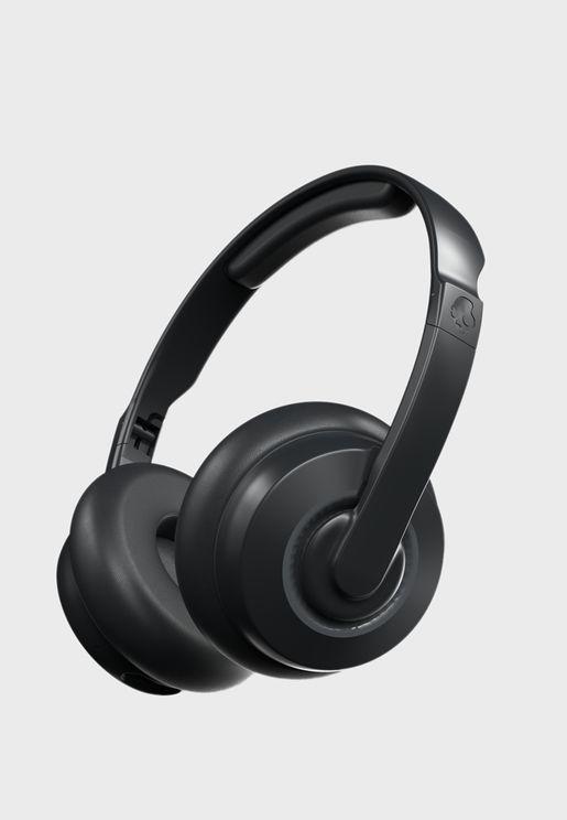 Cassette Wireless On-Ear Headphones