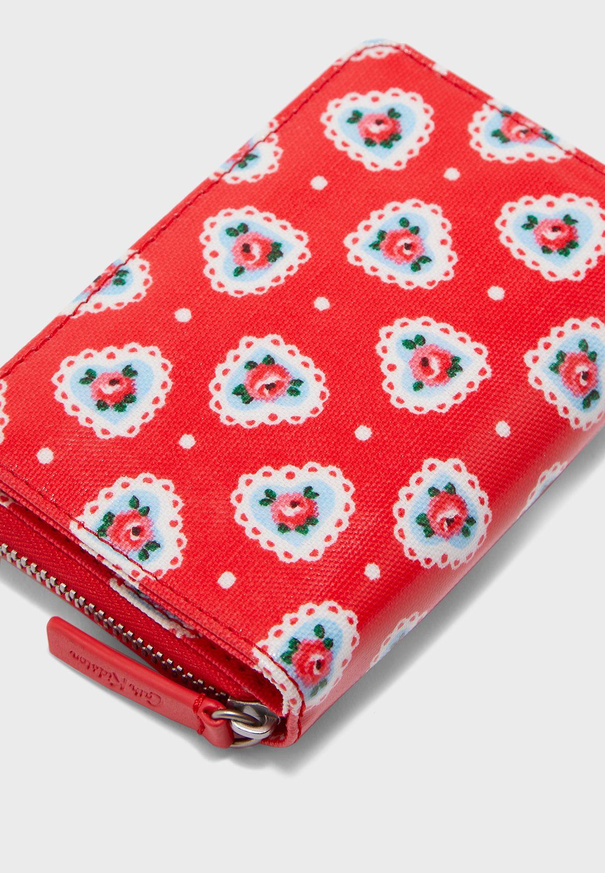 Pocket Zip Through Purse