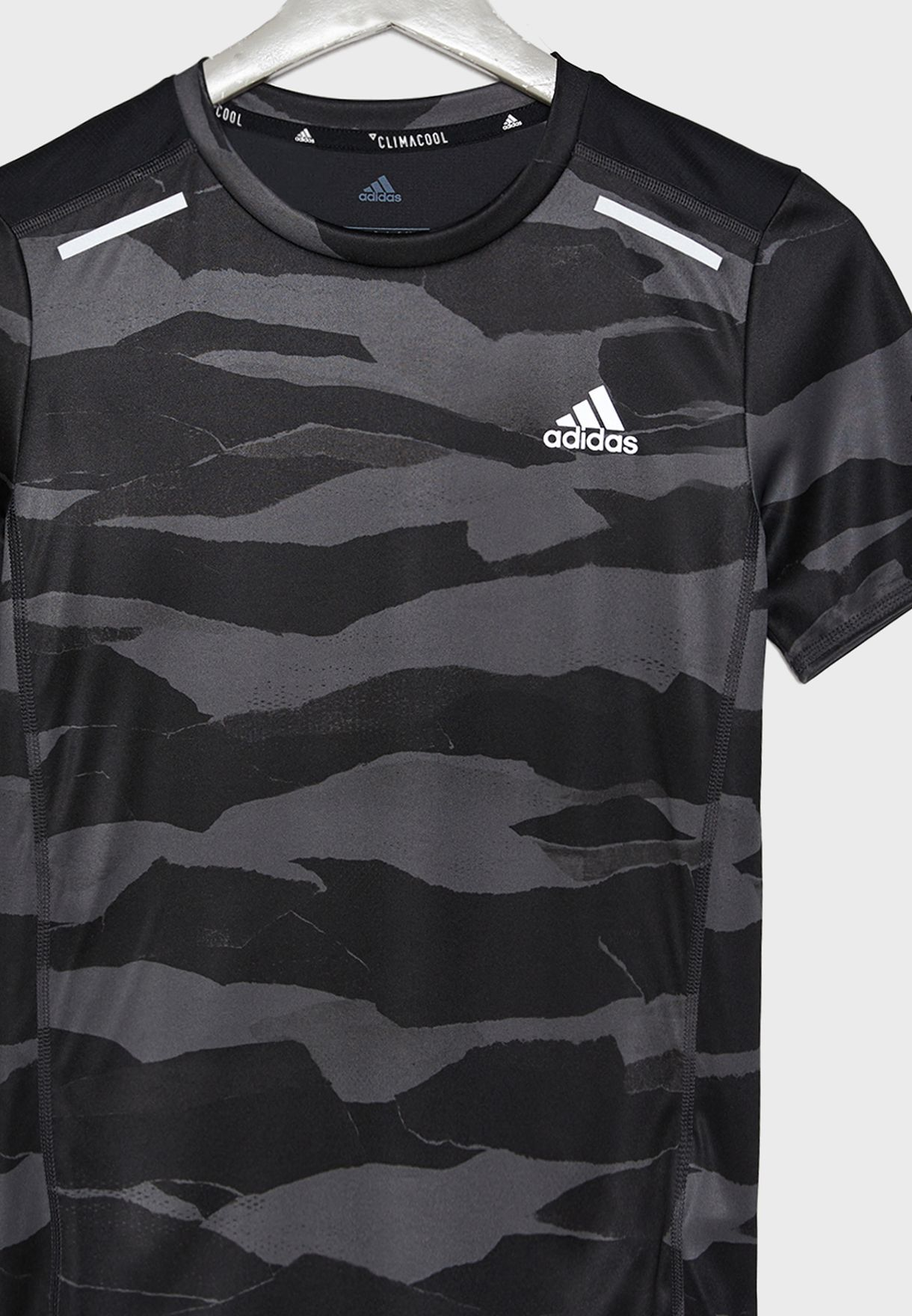 Youth Run Camo T-Shirt