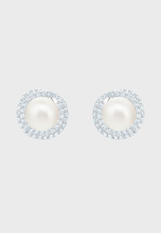 Originally Pierced Stud Earrings