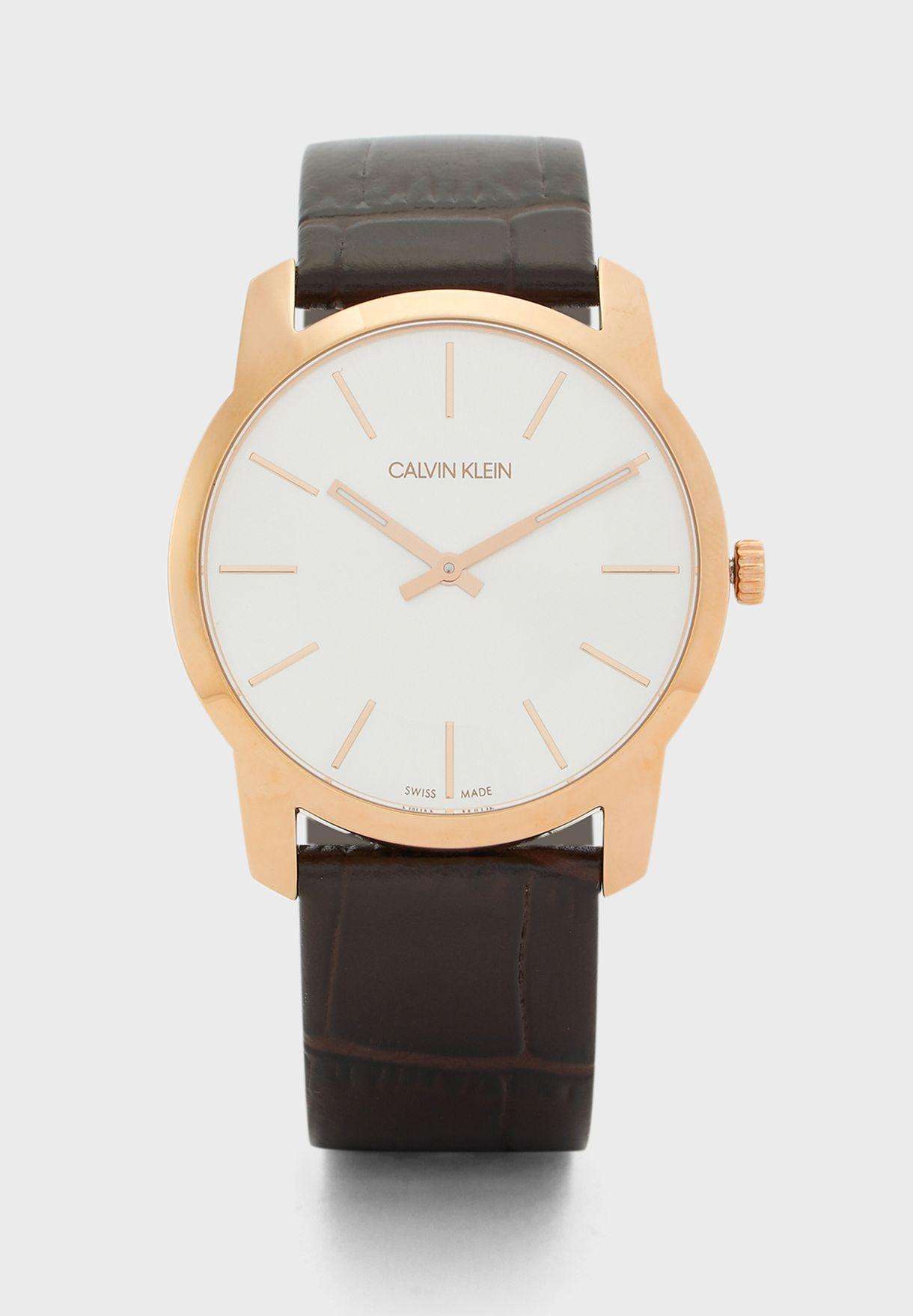 K2G226-G6 Analog Watch