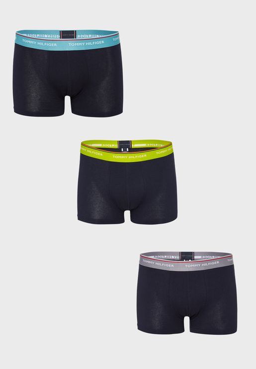 3 Pack Trunks