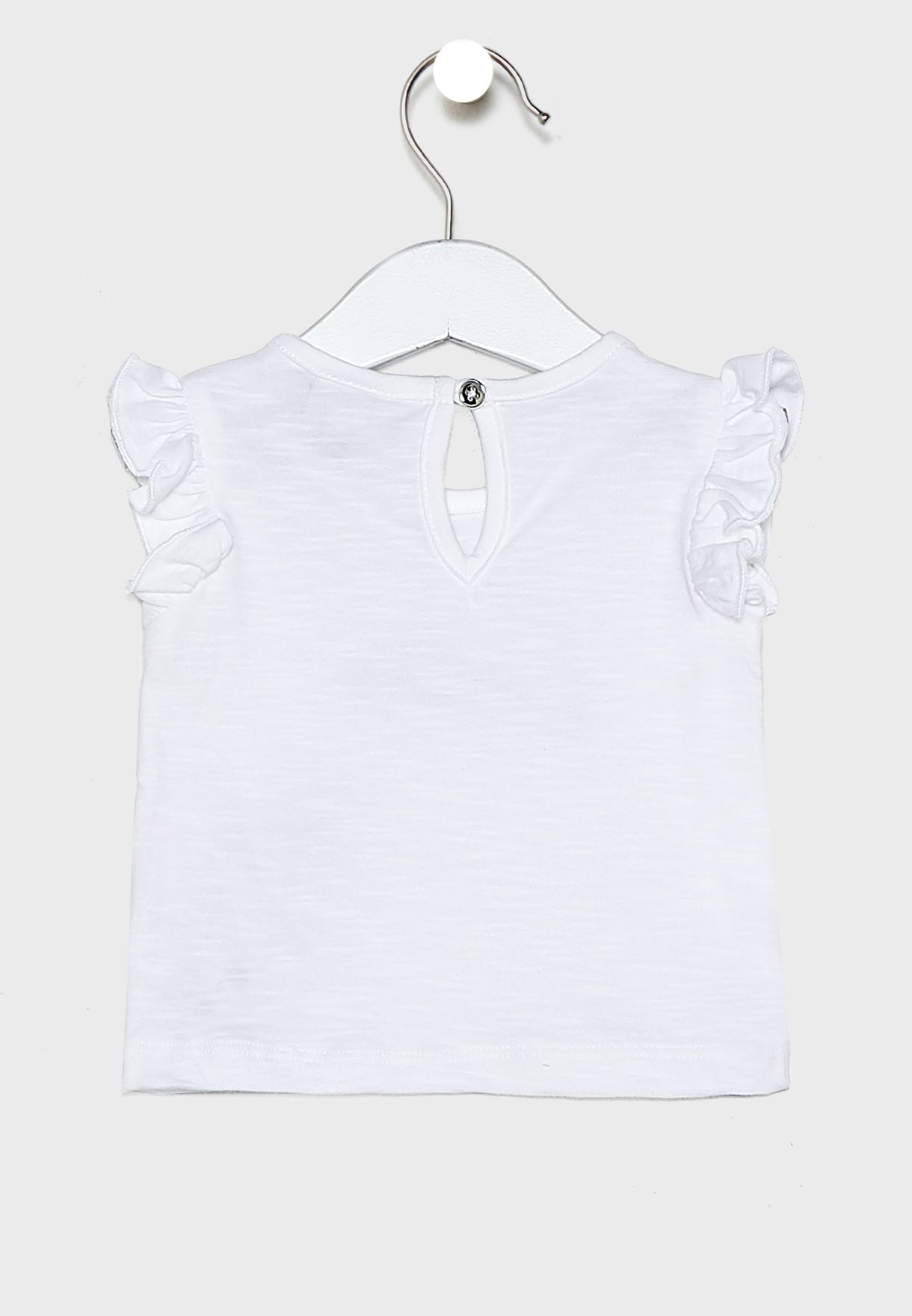Infant Bubblehem Romper + T-Shirt Set