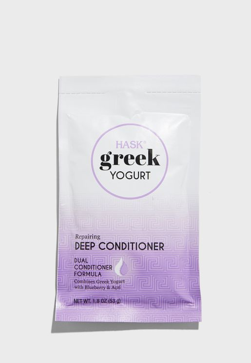 Greek Yogurt Blueberry & Acai Conditioner