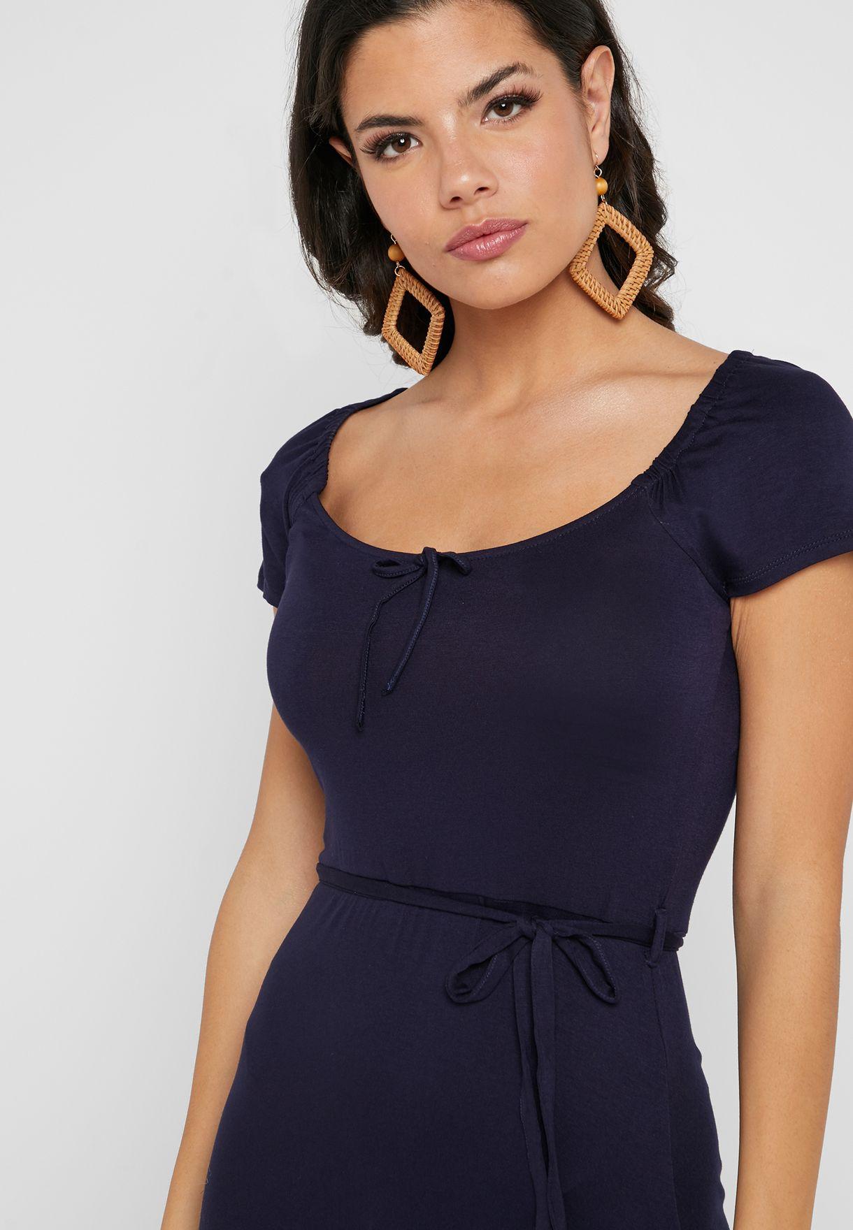 Gypsy Neck Dress