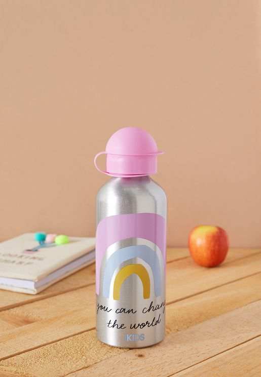 Change The World Water Bottle - 500 ml