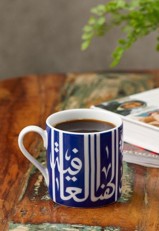 Ghida Blue Mug