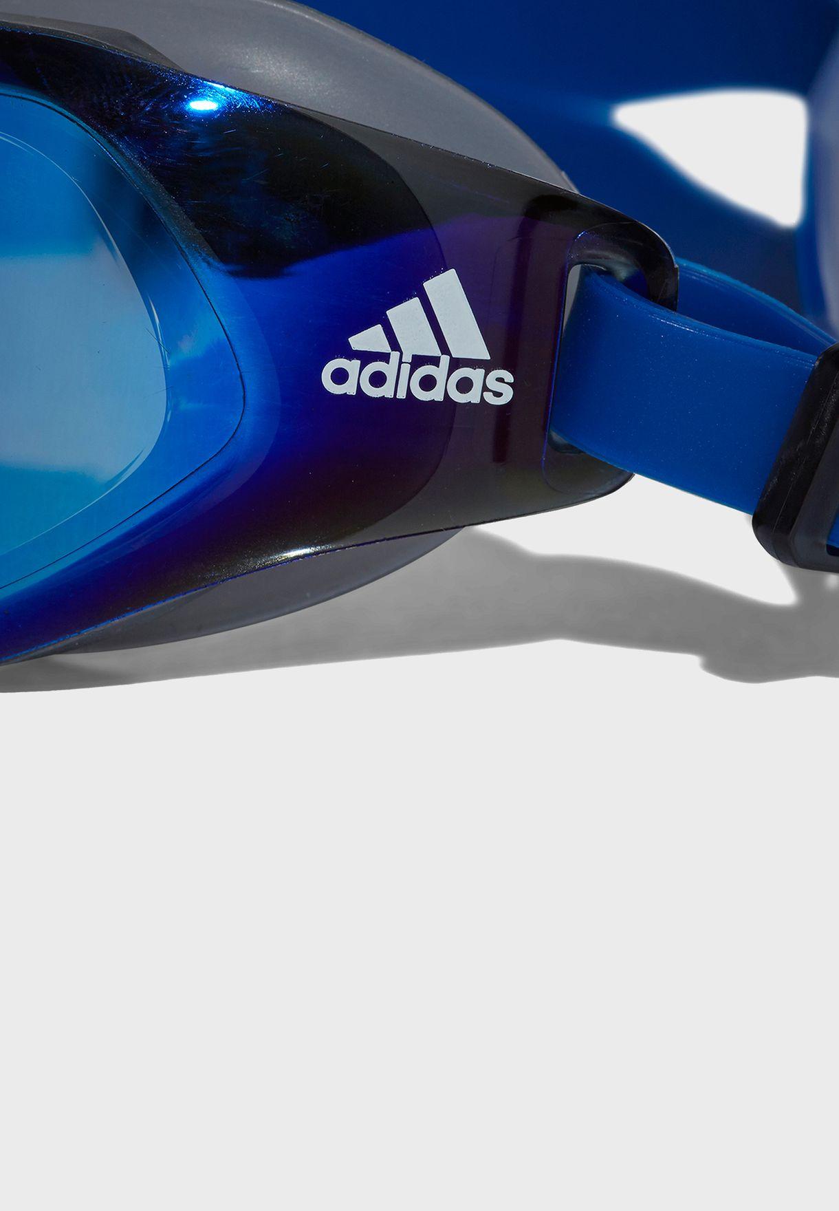 نظارة سباحة بشعار الماركة