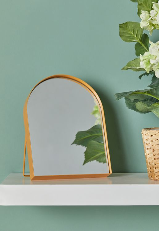 Arched Standing Mirrror