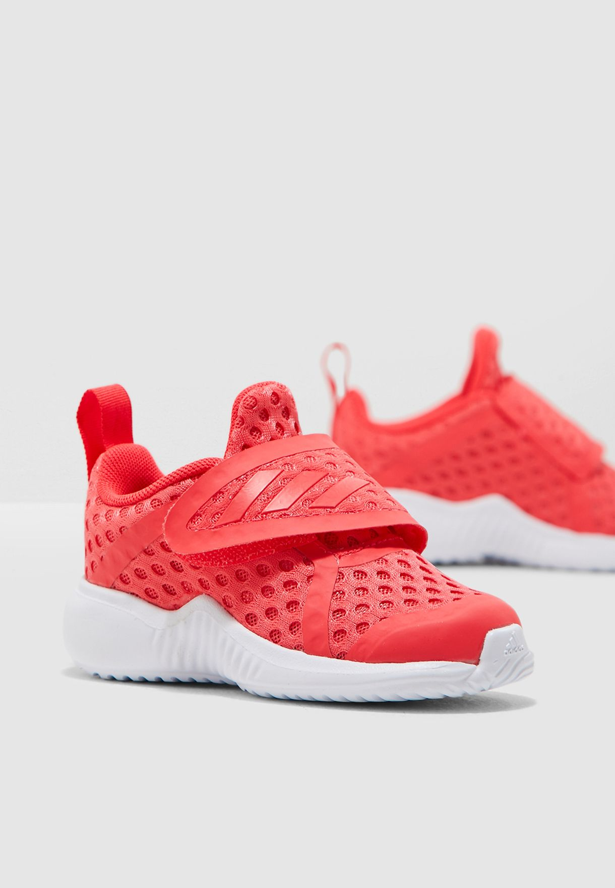 sports shoes 38190 9b9f6 Shop adidas pink Infant FortaRun X BTH CF F34543 for Kids in Saudi -  14448SH02OFP