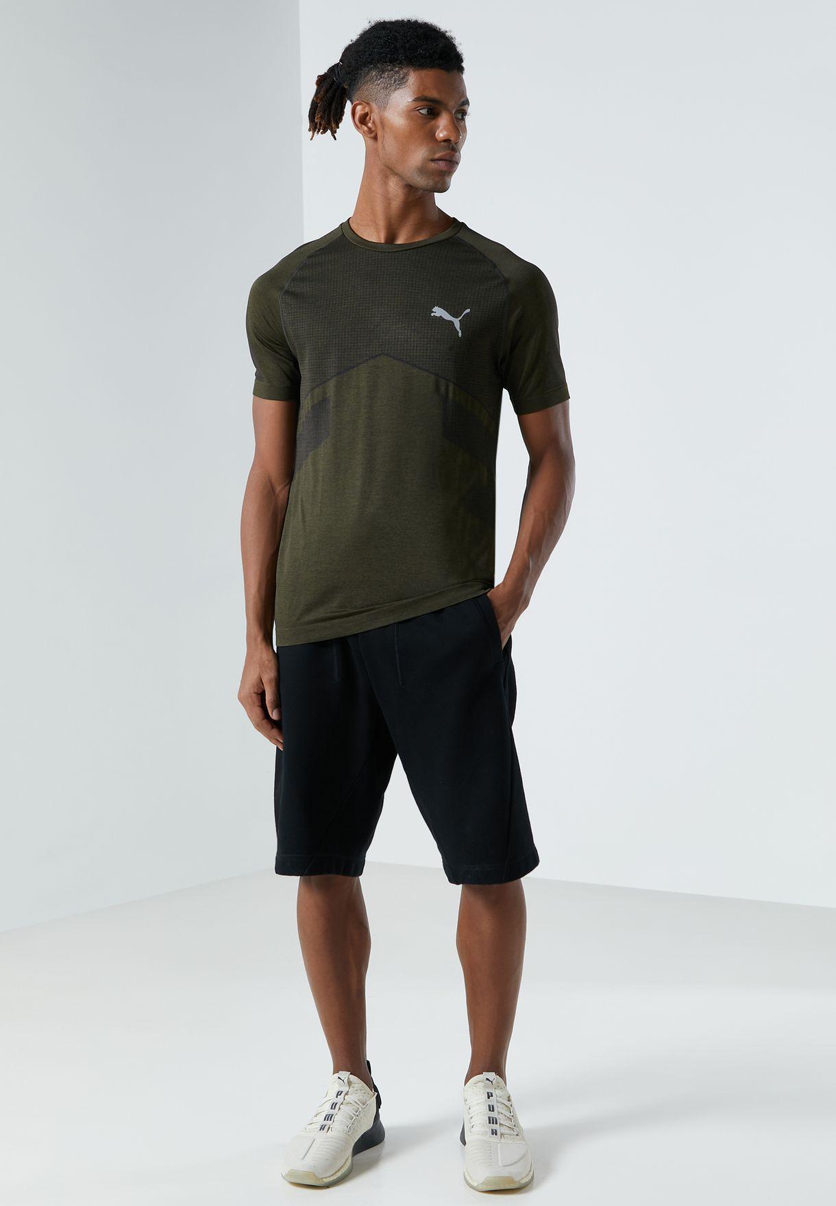 Evostripe Seamless T-Shirt