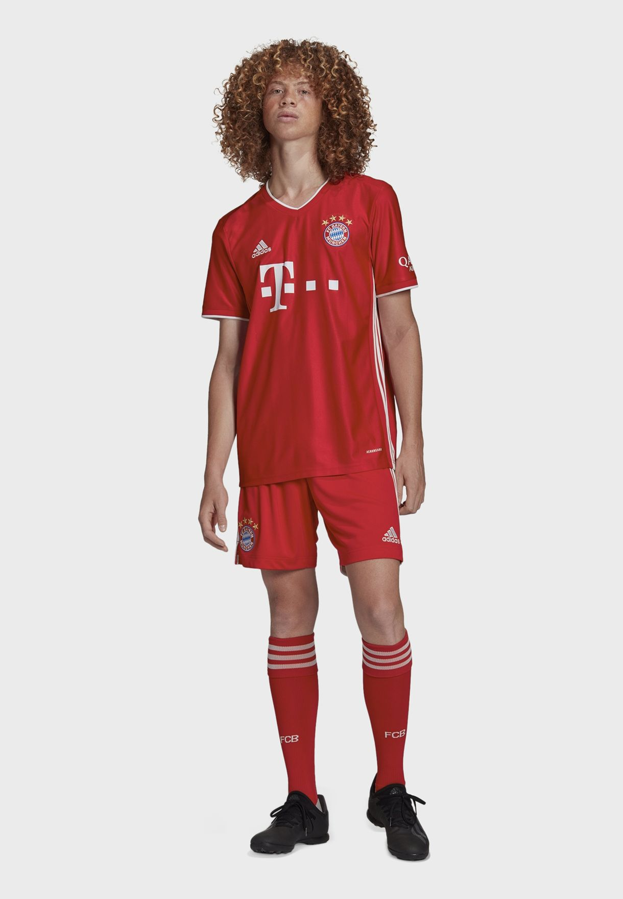 FC Bayern Home 20/21 Jersey