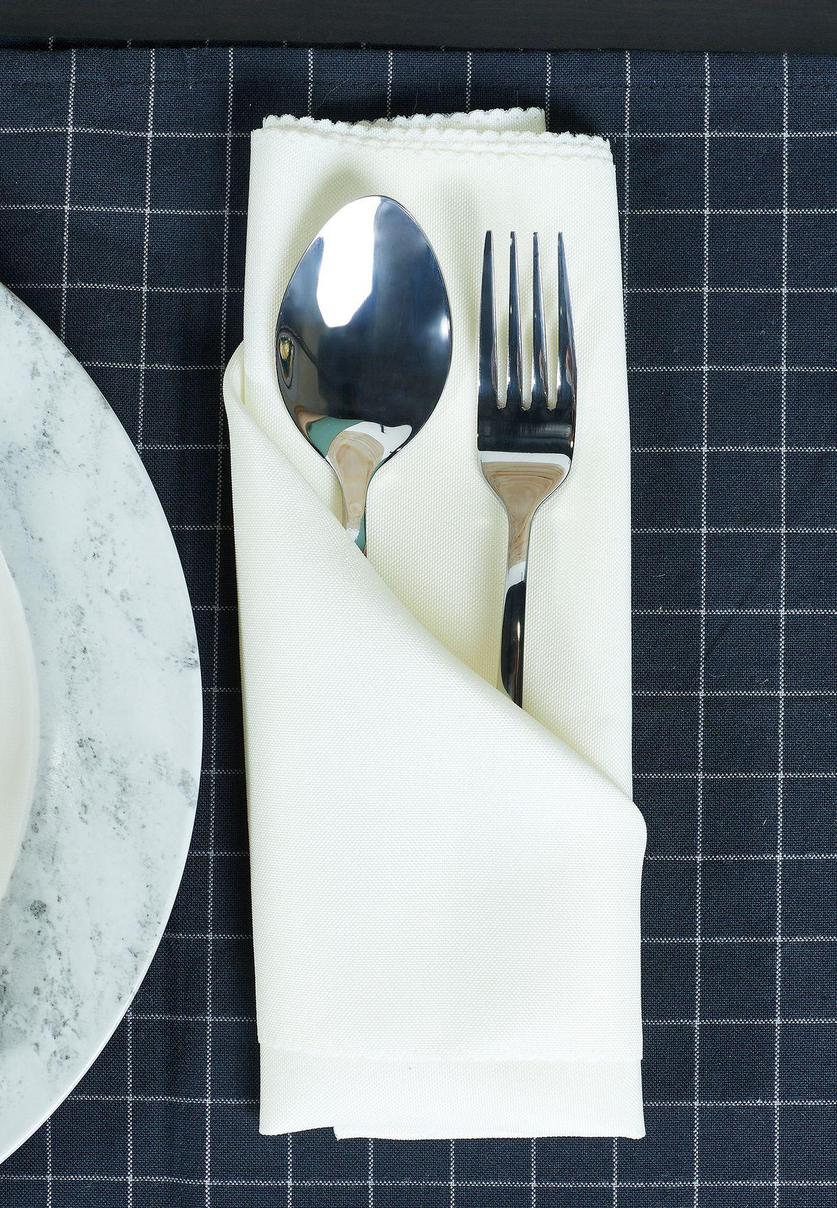 Set of 10 Table Napkins