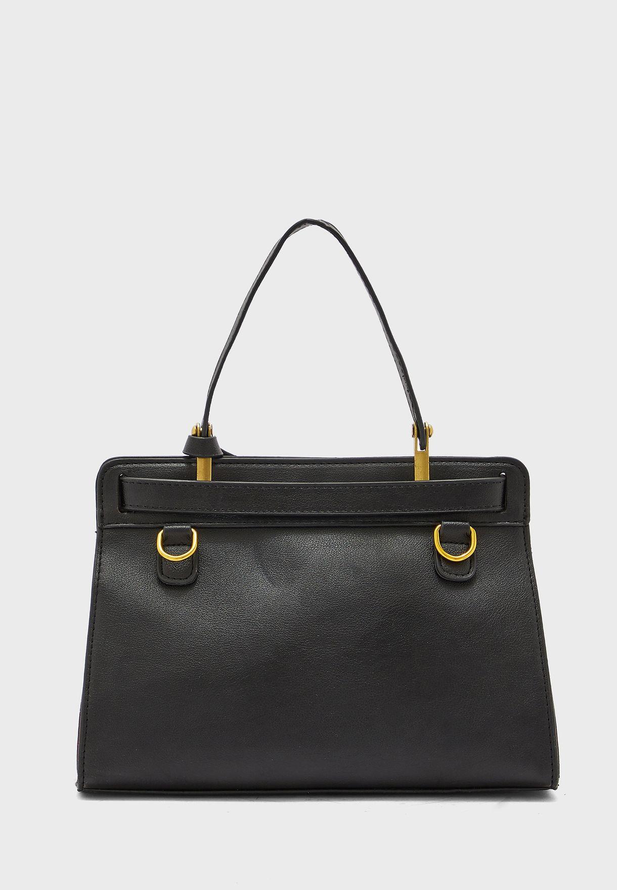 Turnlock Handbag