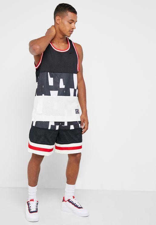 Air Mesh Shorts