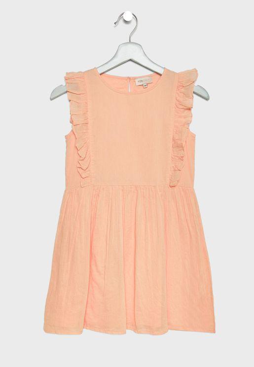 Kids Ella Frill Dress