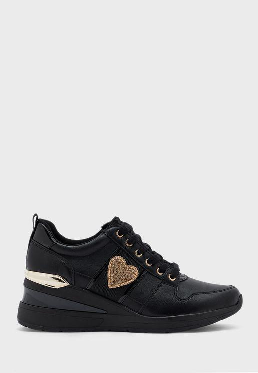 Zalle High Top Sneaker