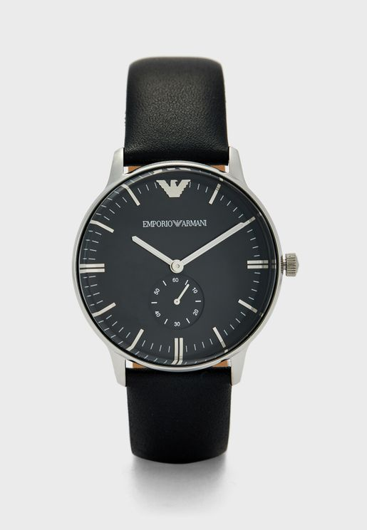 AR0382 Analog Watch