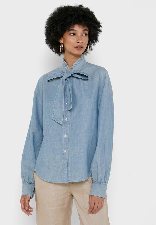 Fraedyn Button Down Shirt