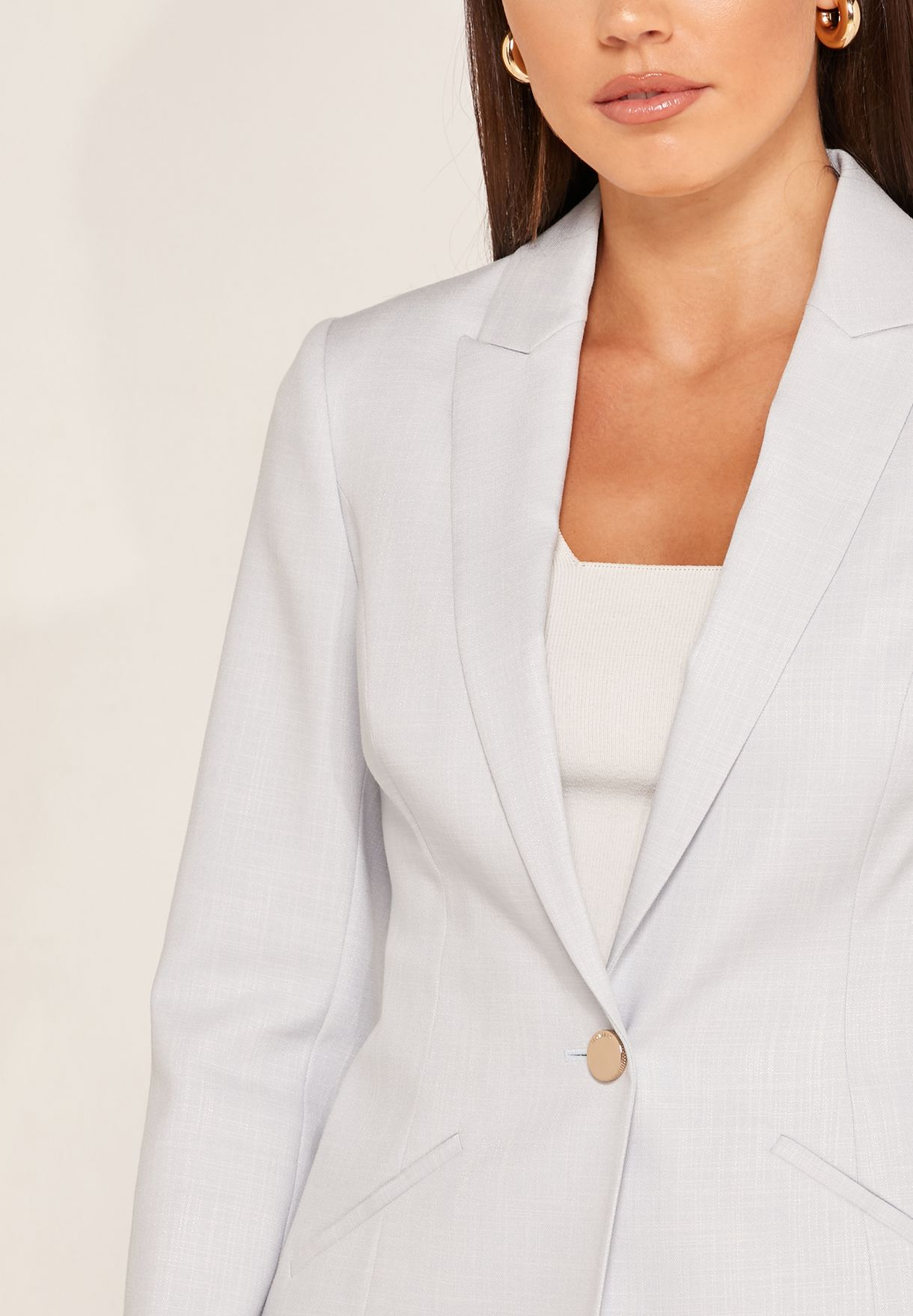 Pelia Tailored Blazer