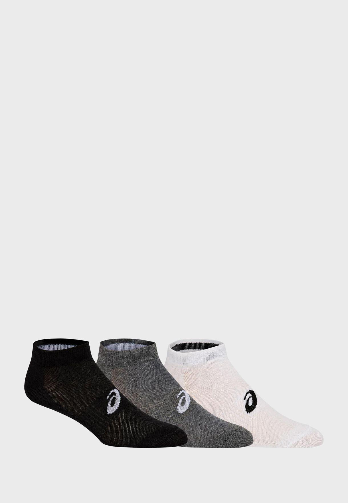 3 Pack Ped Socks