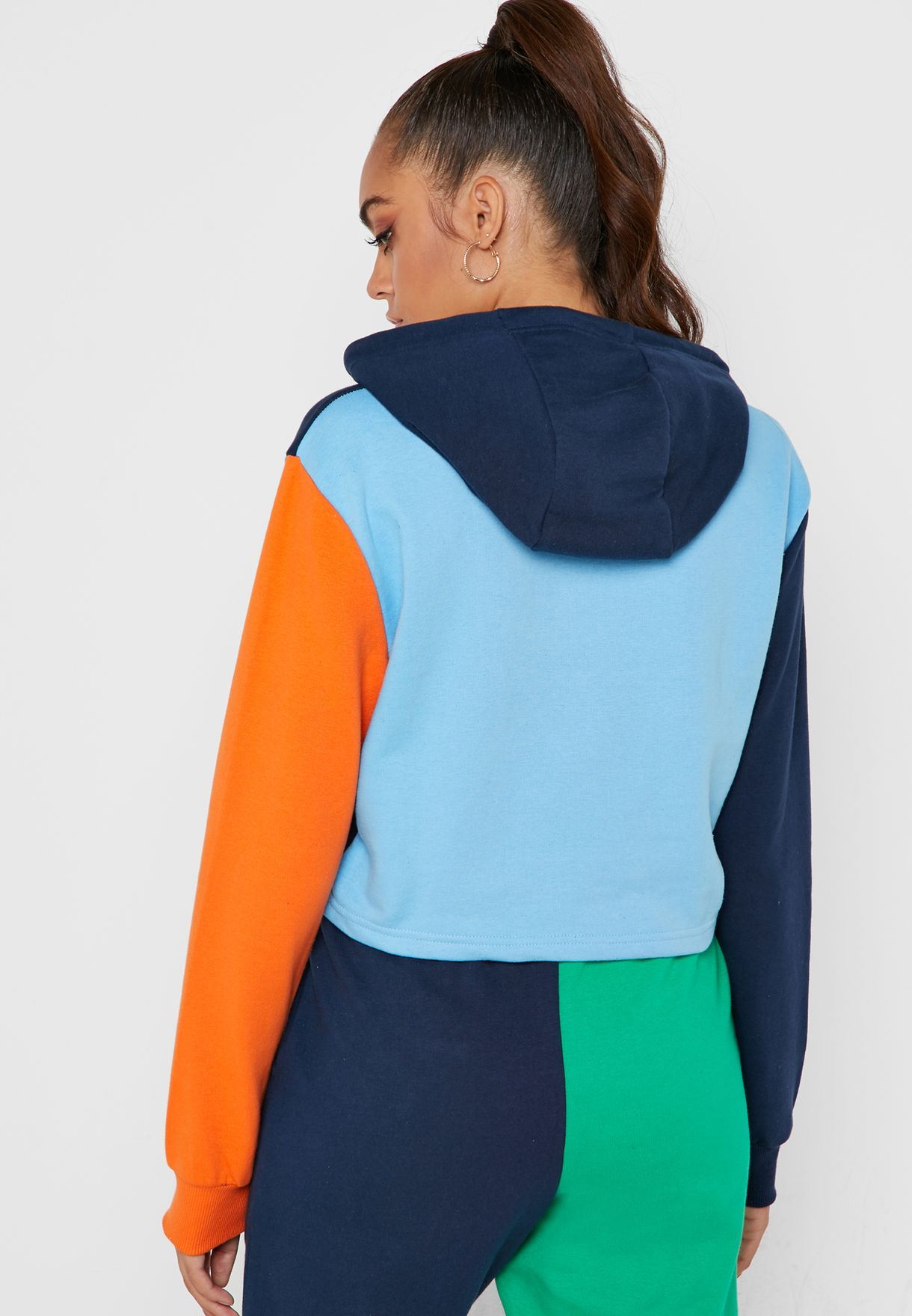 Canel C&S Cropped Hoodie