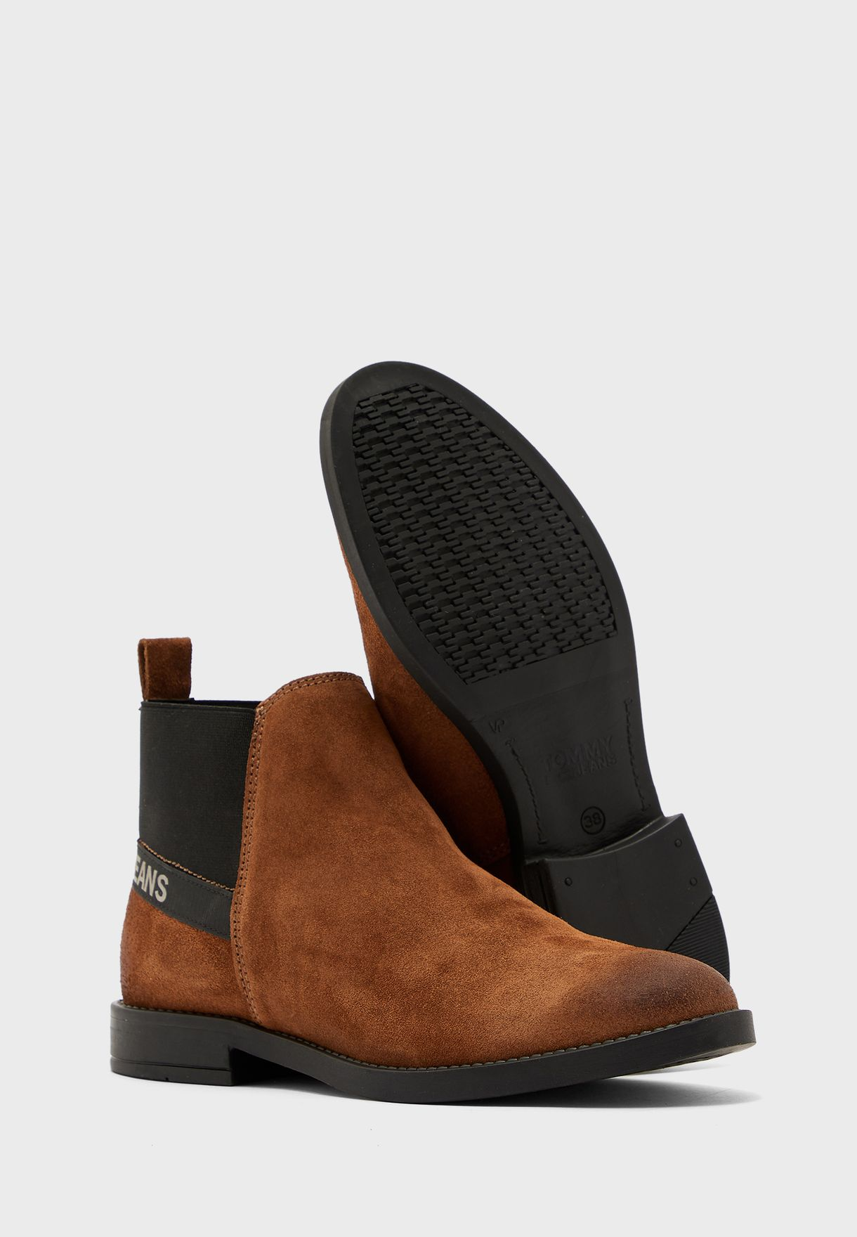 Essential Suede Chelsea Ankle Boot