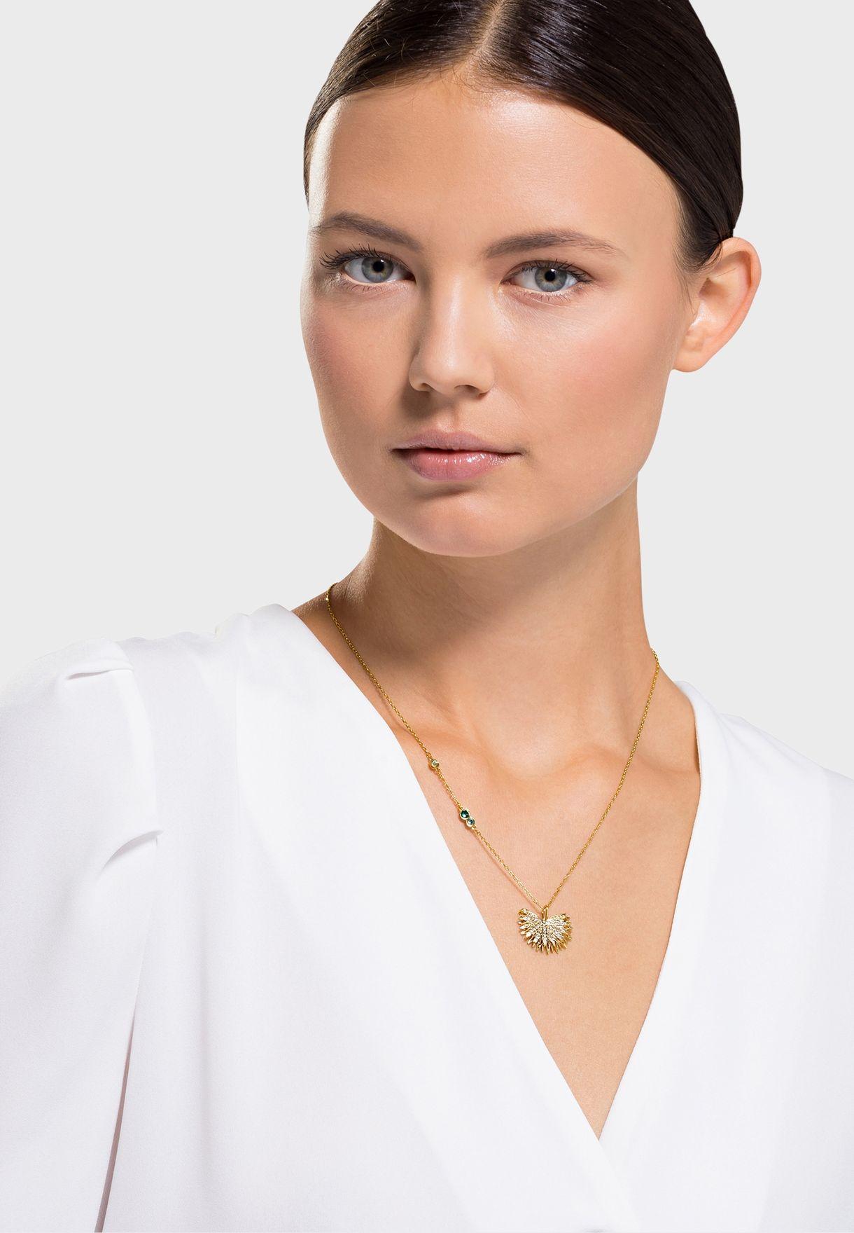 Palm Symbol Necklace