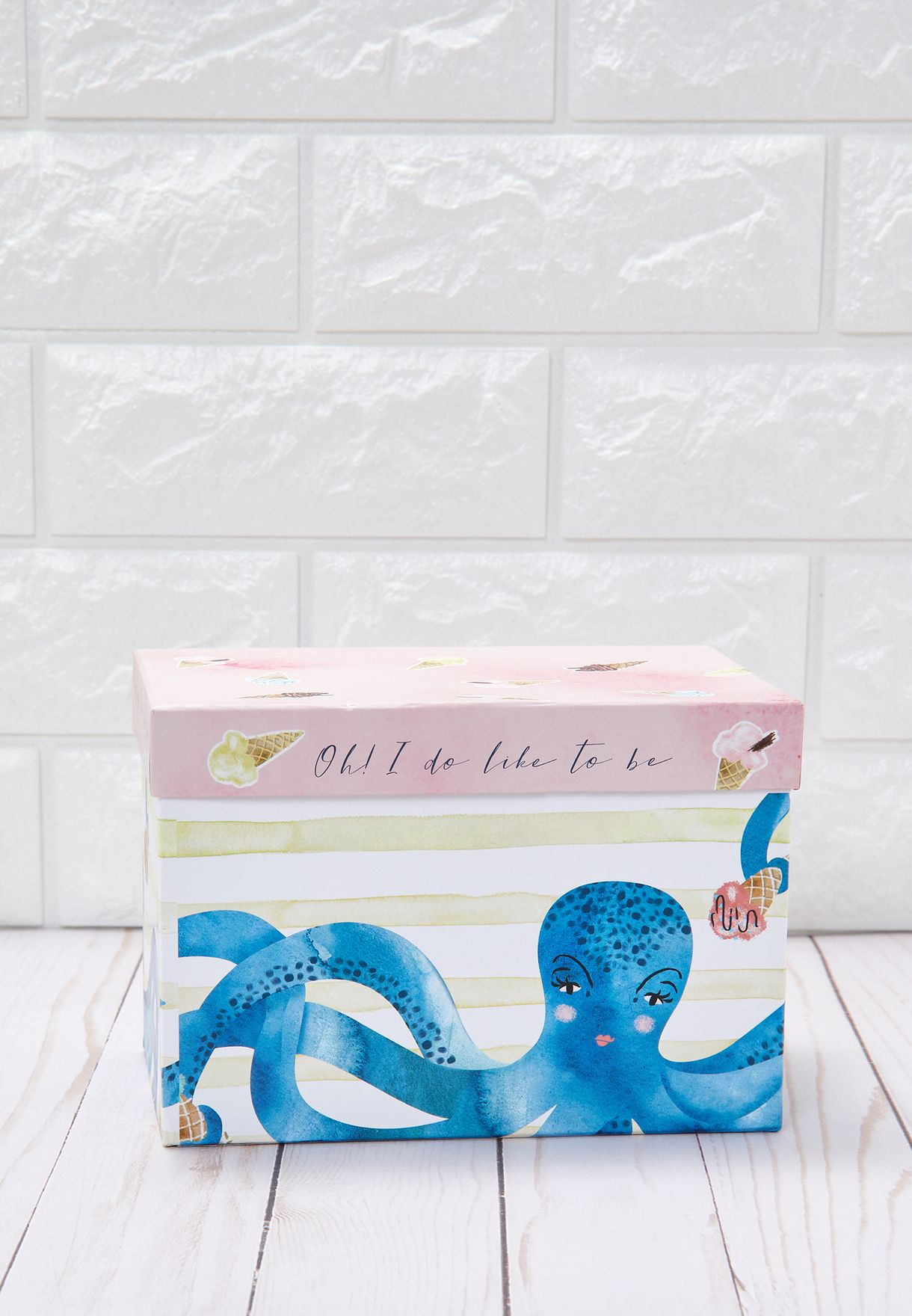 Octopus Tea Cup With Gift Box