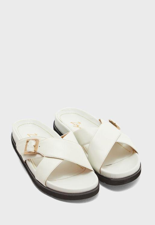 Amato Flat Sandal