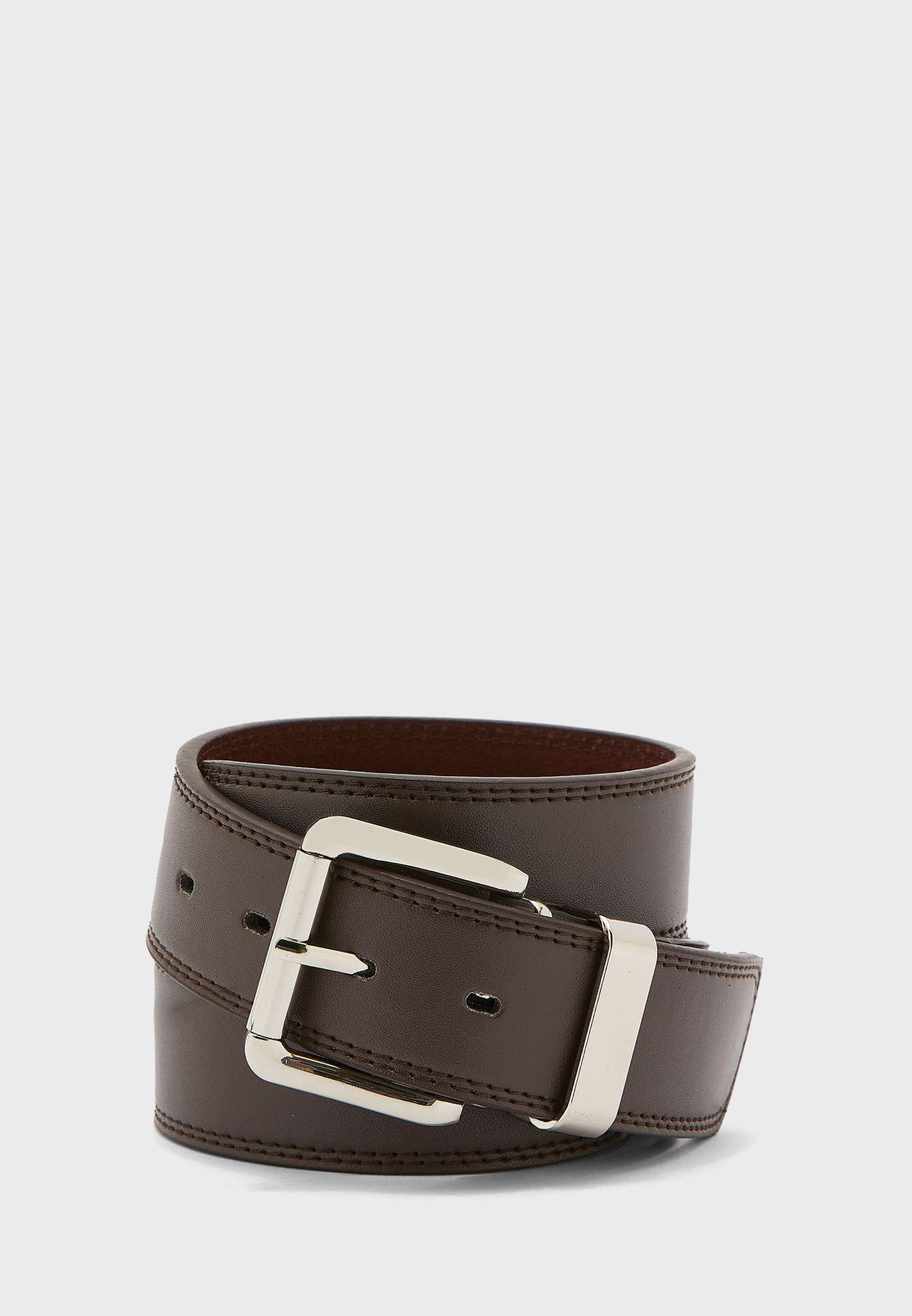 Double Stitched Belt
