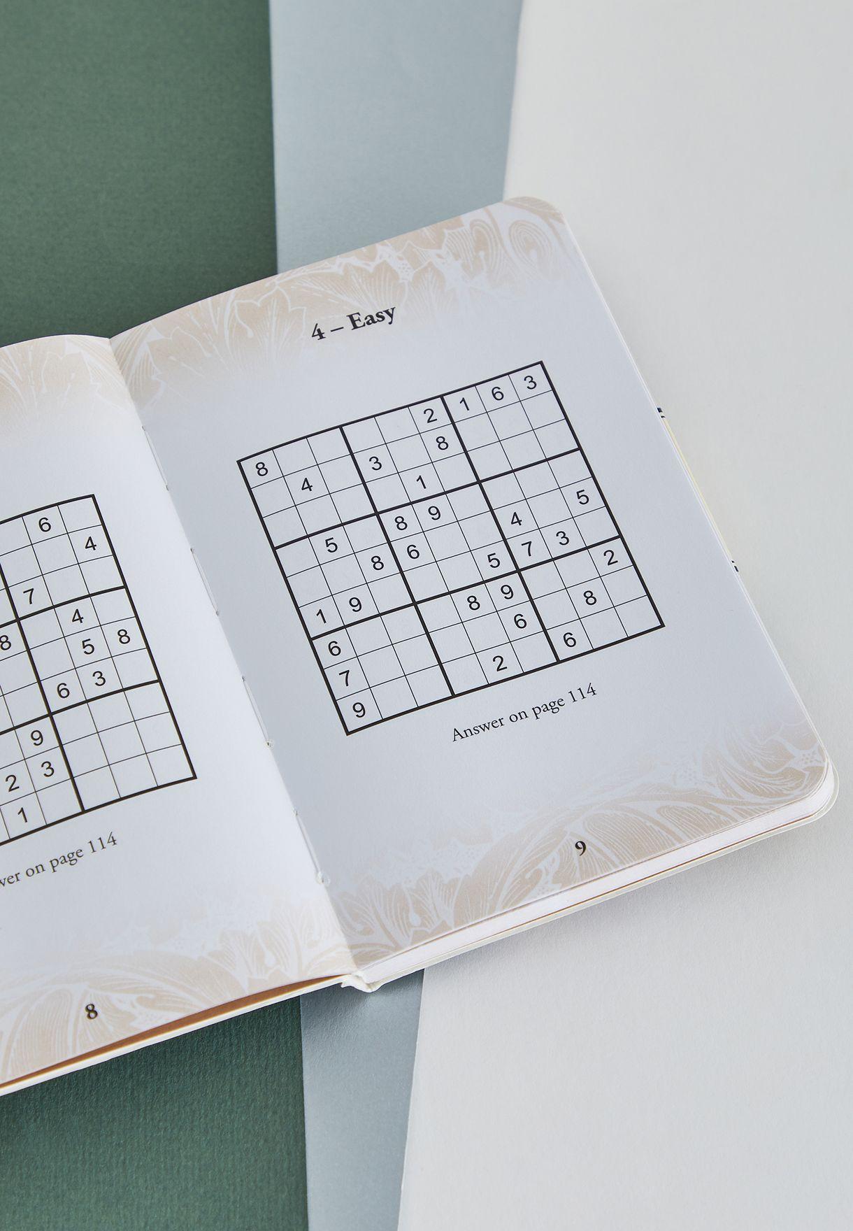 William Morris Acanthus Sudoku