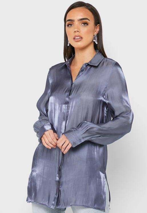 قميص ساتان