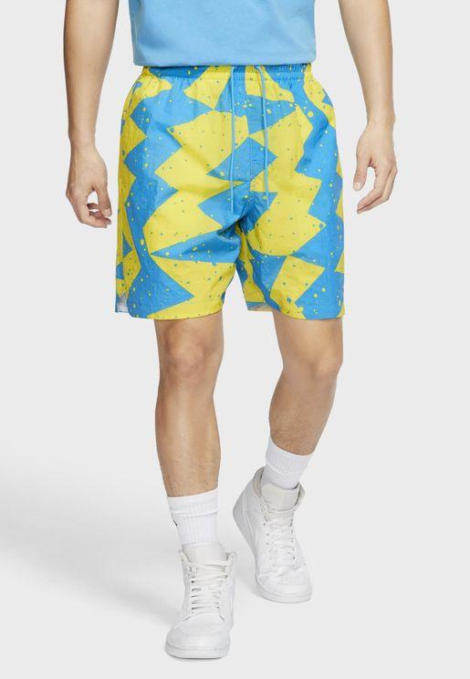 """9"""" Jordan Jumpman Poolside Shorts"""