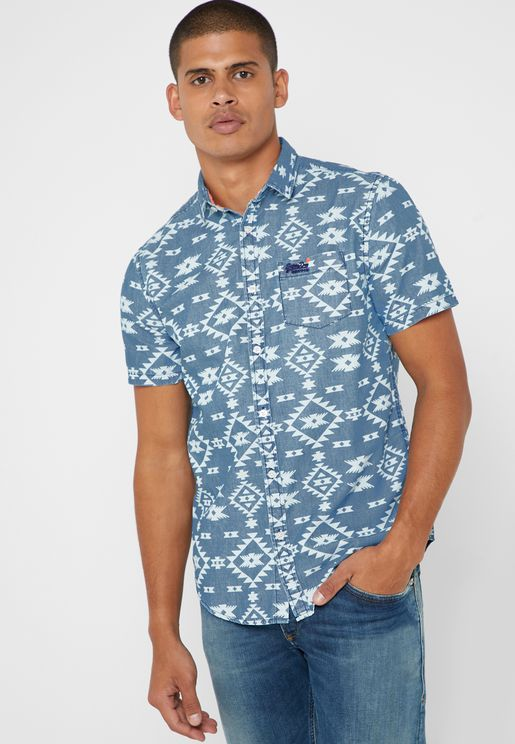 55bc8fceb70 Superdry Shirts for Men