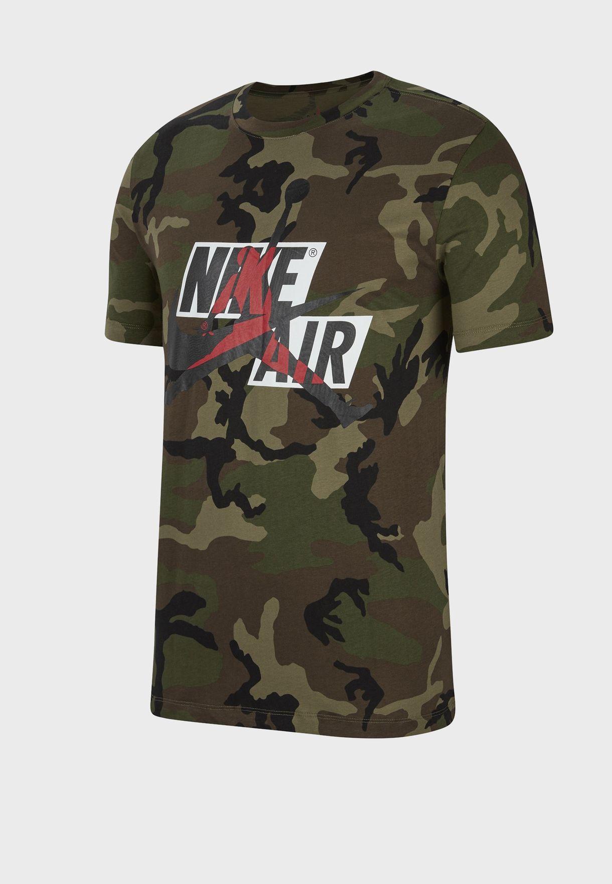 Jordan Jumpman Classic Camo AOP T-Shirt