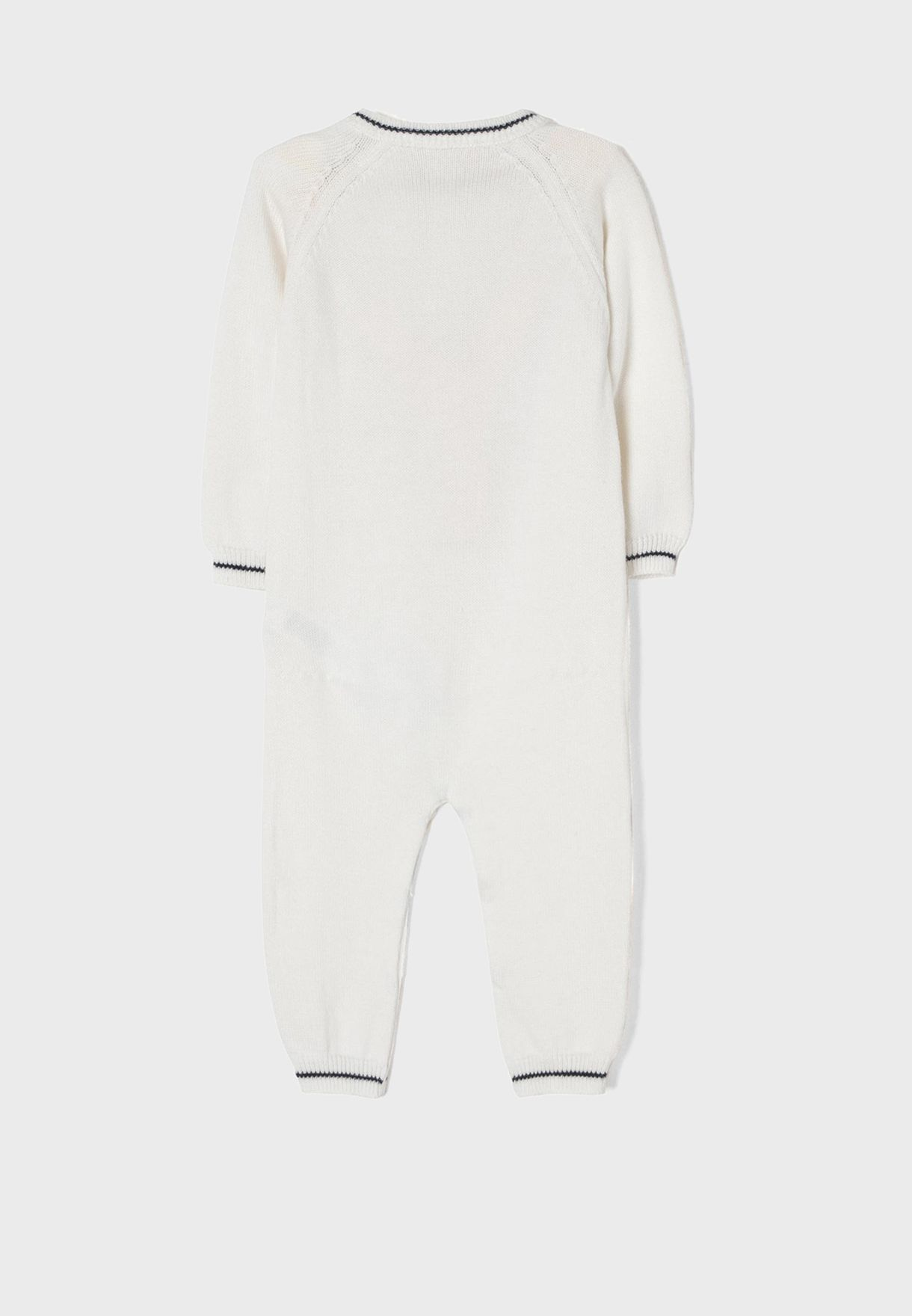 Infant Knitted Onesie