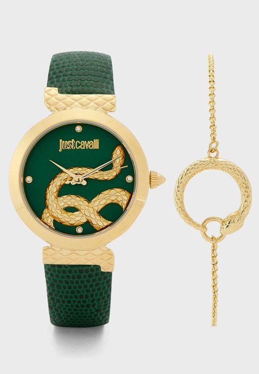 Jc1L091L0015 Analog Watche