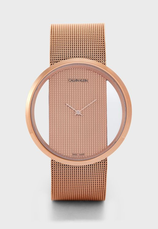 Galm Analog Watch