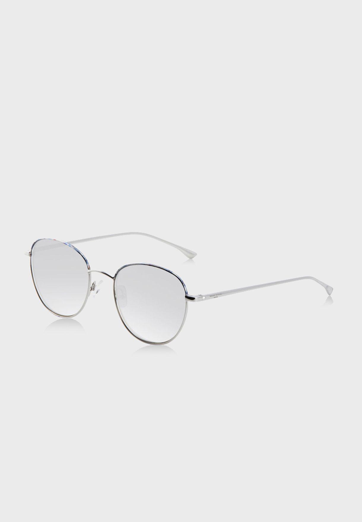 L SR777802 Aviator Sunglasses