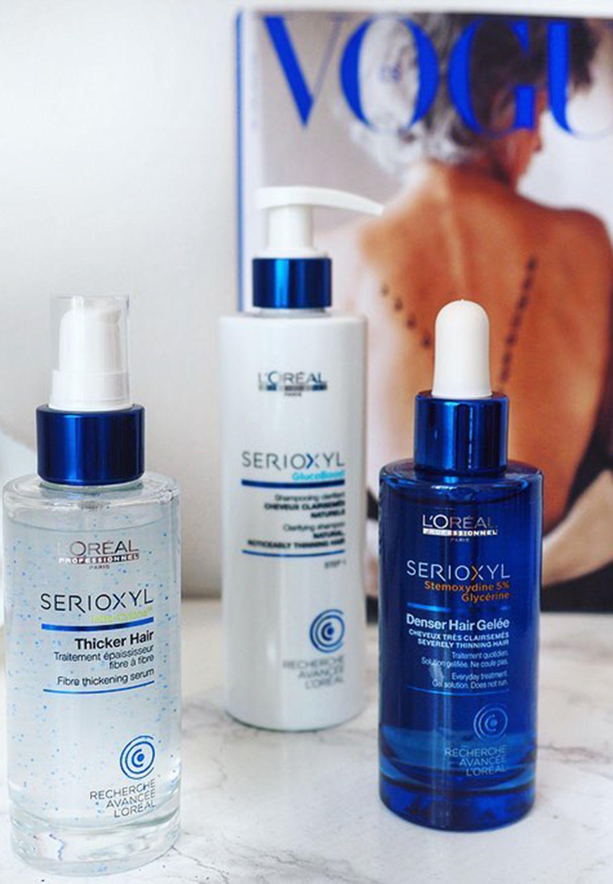 Serioxyl Denser Hair Serum For Thin To Fine Hair