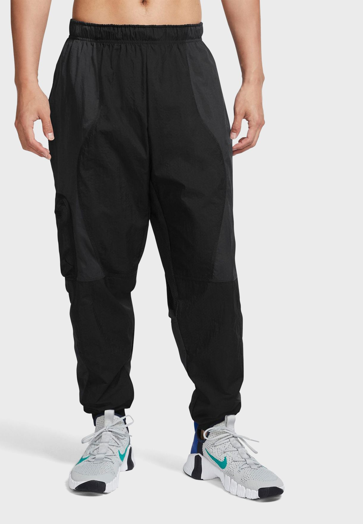 Essential Colour Block Sweatpants