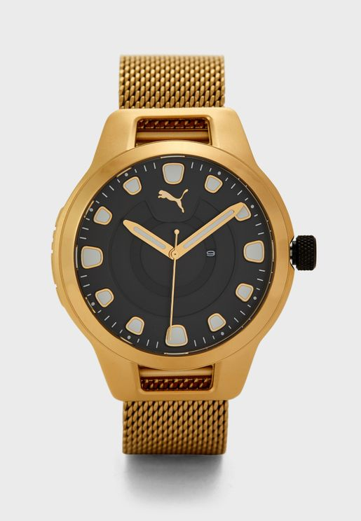 Reset Analog Watch