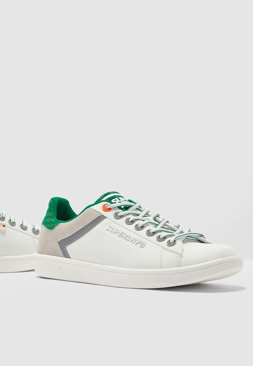 Sleek Tennis Trainers