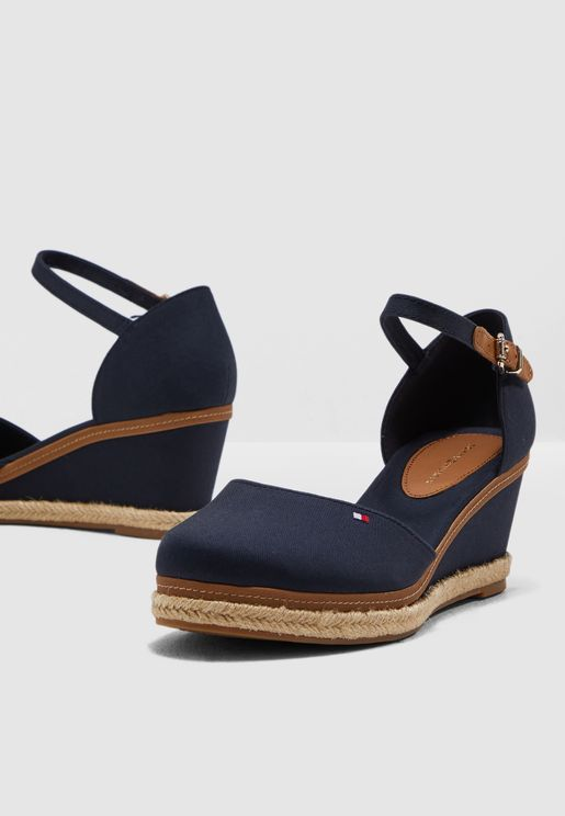 ffbe2ee01434a9 Iconic Elba Sandal. PREMIUM. Tommy Hilfiger. Iconic Elba Sandal. 415 AED
