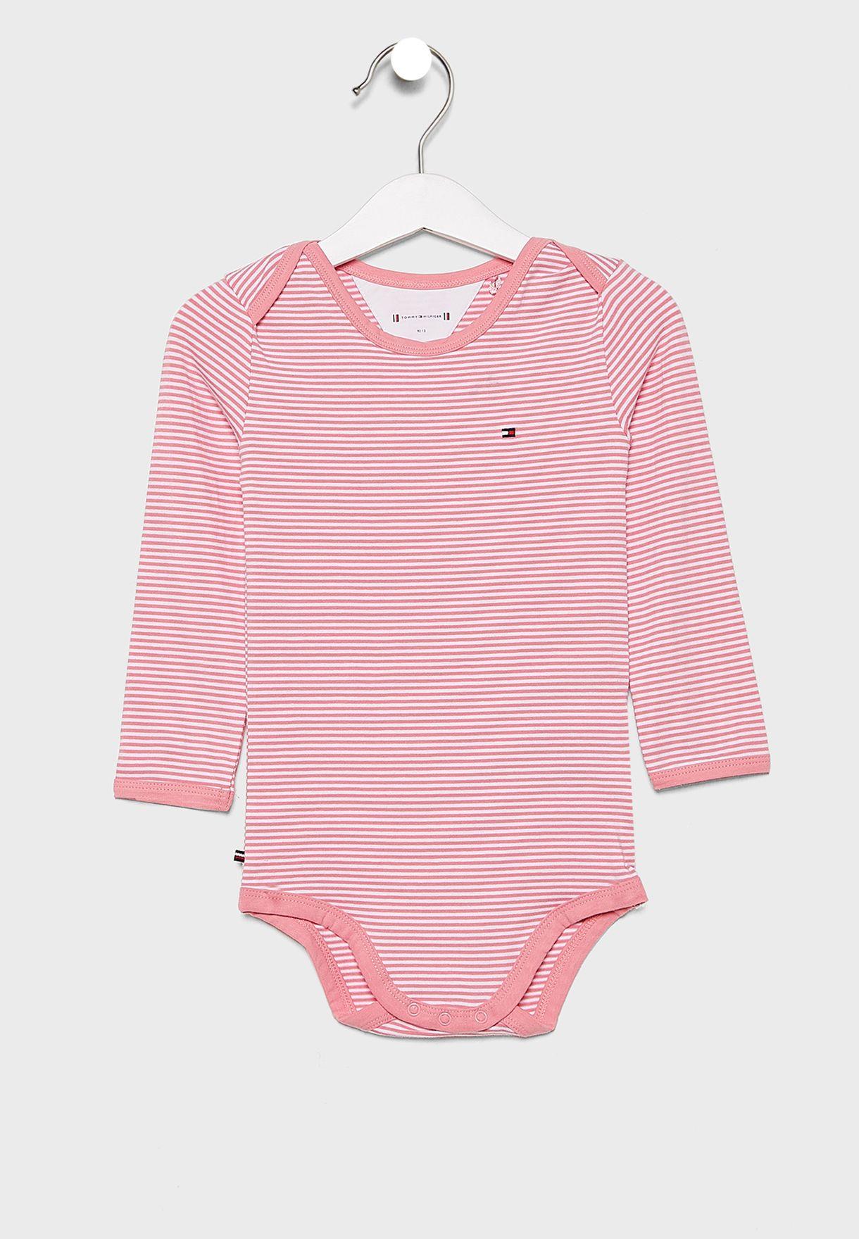 Infant 3 Pack Bodysuit Set