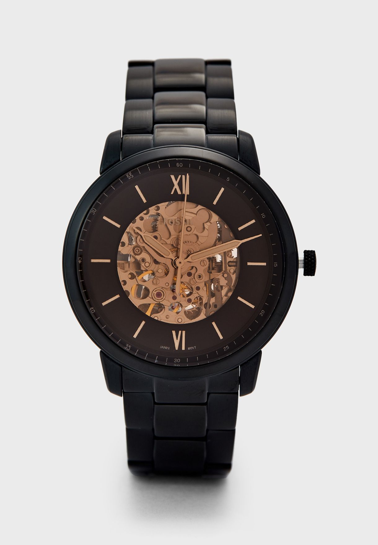 Neutra Automatic analog watch